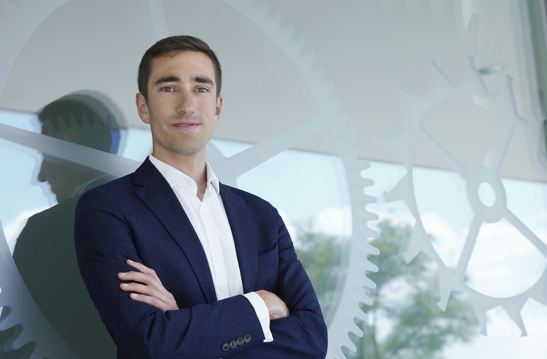 Justin Boisseranc Digital Product Manager Cartier